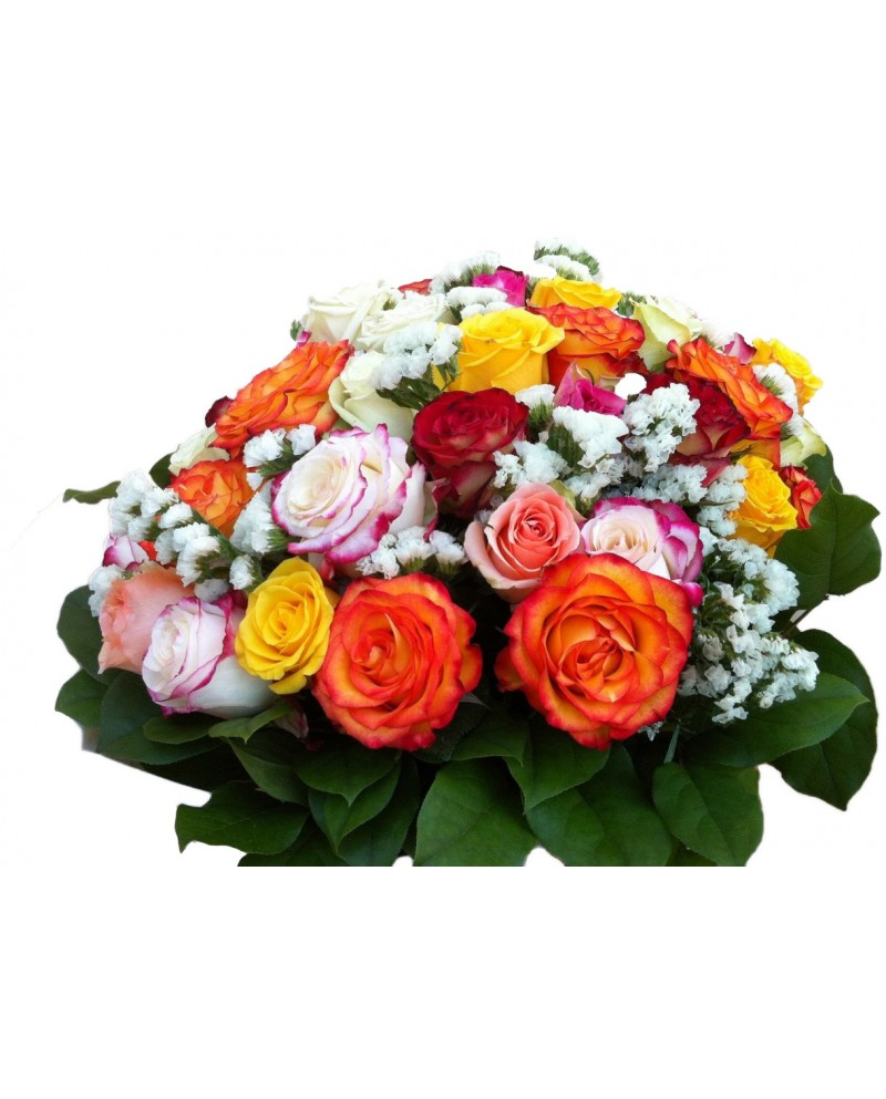 """Bouquet """"Happiness"""" 12 rose"""